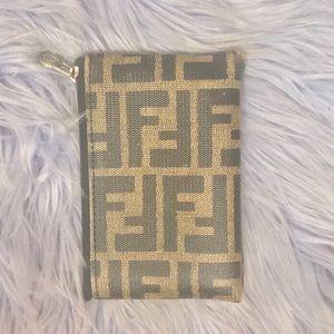 Fendi Key-holder pouch/wallet/cardholder/coinpurse